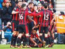Gunners fall silent as Bournemouth rally to win