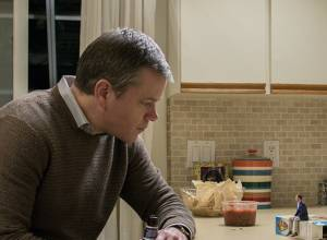 'Downsizing' review: Big film on little people