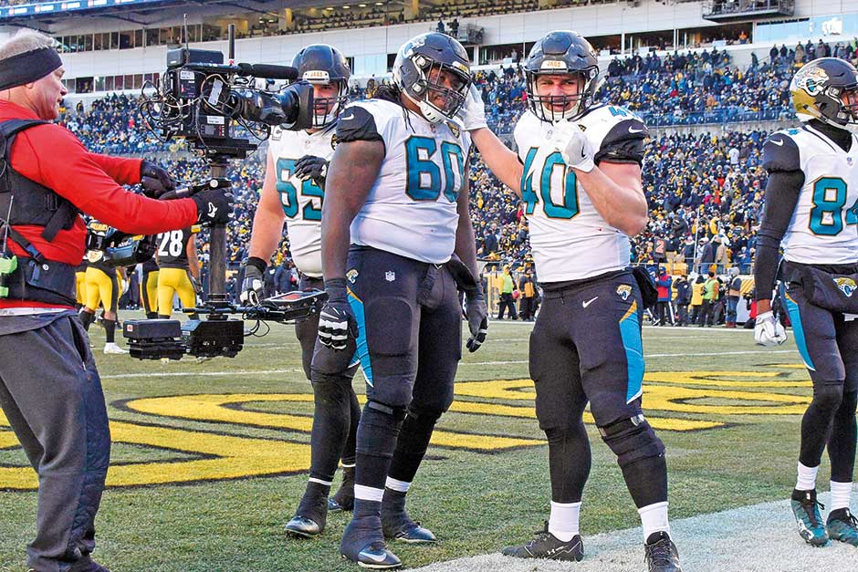 Pittsburgh Steelers vs Jacksonville Jaguars