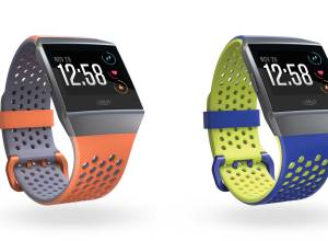 Meet the Ionic – a fitness tracking smartwatch