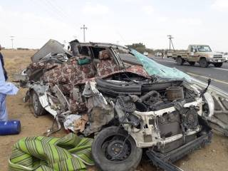6 siblings, mother killed in horrific accident