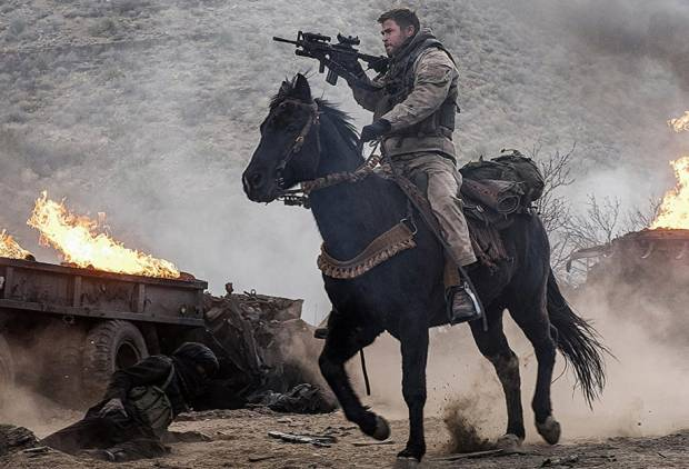 '12 Strong' director on tragic wars