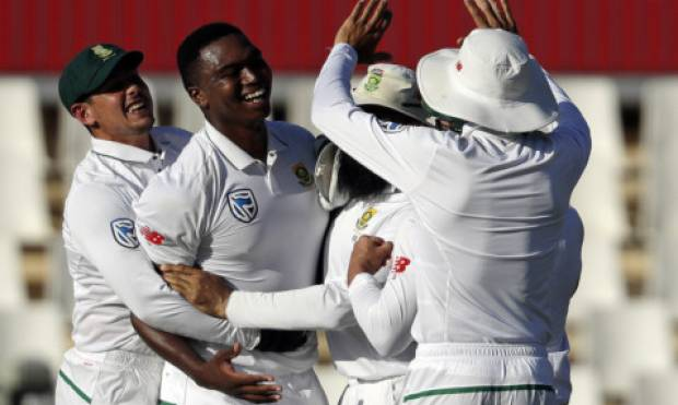 Pictures: South Africa win India Test series