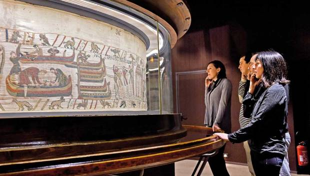 France to lend Bayeux Tapestry to UK