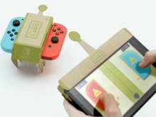 Nintendo Labo: The new Switch accessories