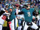 Defend and attack as Eagles face Vikings