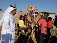Want to go on an authentic camel farm visit?