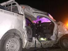 Two killed, four injured in RAK road accident