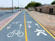 Soon: New cycling tracks in 3 Dubai districts