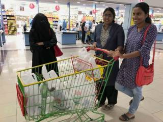With VAT, families cut impulsive buying