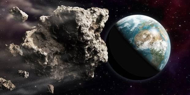 'Monster asteroid' to fly past Earth February 4