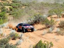 Sainz on course to top Dakar Rally