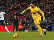 Spurs sweat over Lloris ahead of Saints clash