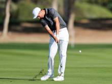 EurAsia Cup teammates Fisher, Pieters grab lead