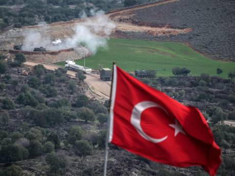 Turkey to hand over Afrin to Syrian army once Kurds defeated