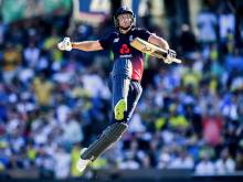 Buttler serves up series win for England