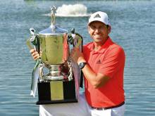 Garcia tunes up for title-defence in Dubai