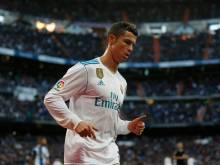Real destroy Deportivo to move into top four