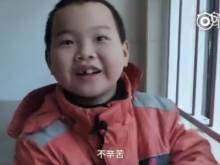 Chinese delivery boy sparks debate