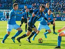 Serie A hits back after Napoli slam fixtures
