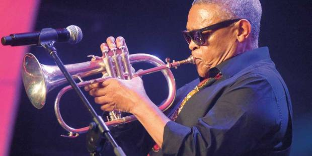 Jazz icon Hugh Masekela dies, aged 78