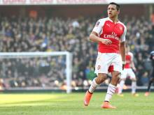 United send a signal of intent with Sanchez