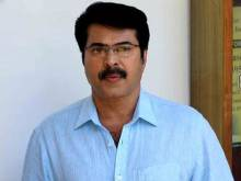 Mammootty in Abu Dhabi for 'Street Lights'