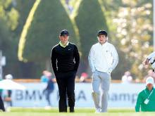 Niall and Rory in Dubai: An unlikely bond