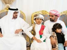 Mohammad Bin Zayed offers condolences