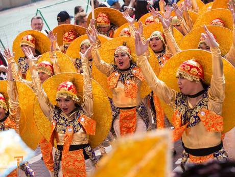 The sixth Sinulog sa UAE will be held at Al Shabab Al Arabi Club on February 9