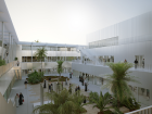 Hayy is a major new creative complex in KSA