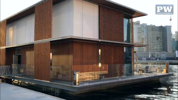 Dubai's first floating homes: 7 things to know