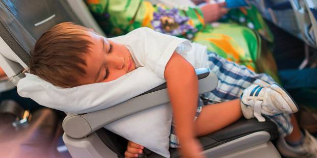 Jet lag in kids: there is a cure