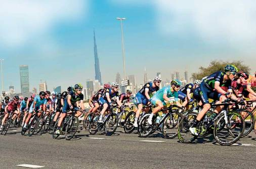 UAE Tour sets the world in motion