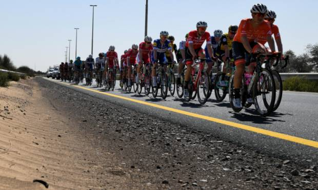 Dubai Tour 2018: Stage 1 highlights in pictures