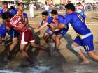 Kabaddi teams square off in Dubai tournament