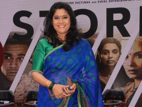 Renuka Shahane to return with a bang