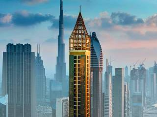 Gevora the new tallest hotel in the world opens