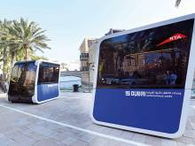 Look: World's first 'Autonomous Pods' in Dubai