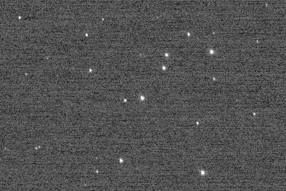 New Horizons probe captures images at record distance from Earth