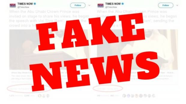 Image result for Fake-news-Viral-video-clip-in-Indian-media-spreads-false-propaganda-on-UAE