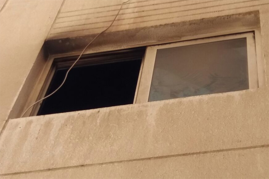 Five people die of suffocation after apartment fire in Sharjah