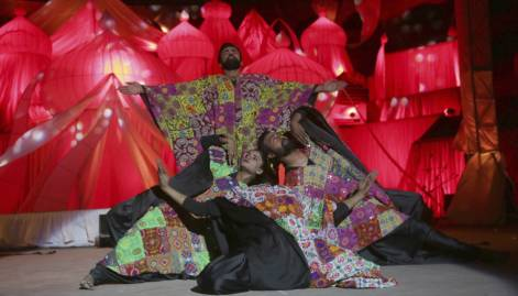 Lahore mesmerised by Sufi Music Festival