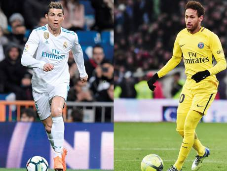 Ronaldo-Neymar showdown with jobs at stake