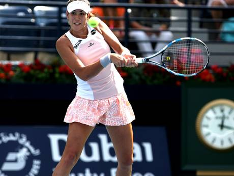 Muguruza hungry for success at Dubai Duty Free Tennis Championships