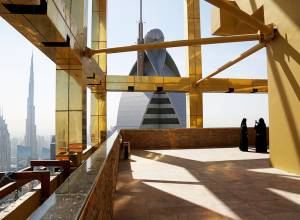 Pictures: Inside world's tallest hotel in Dubai