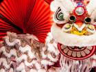 The Chinese New Year is an excellent opportunity to see dragon dances