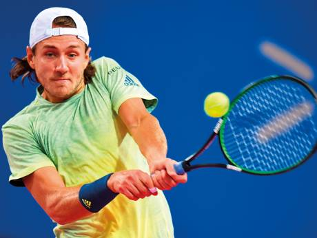 In-form Pouille ready to take on Dimitrov