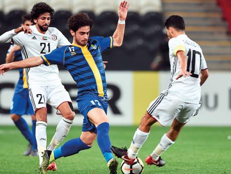 Al Jazira coach Ten Cate hails youngsters