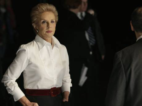 New York Fashion Week: Carolina Herrera bids farewell